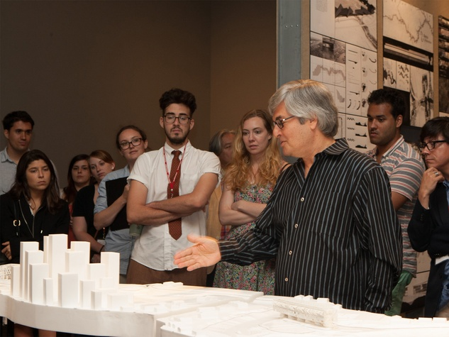 UH architecture professor Peter Zweig May 2014