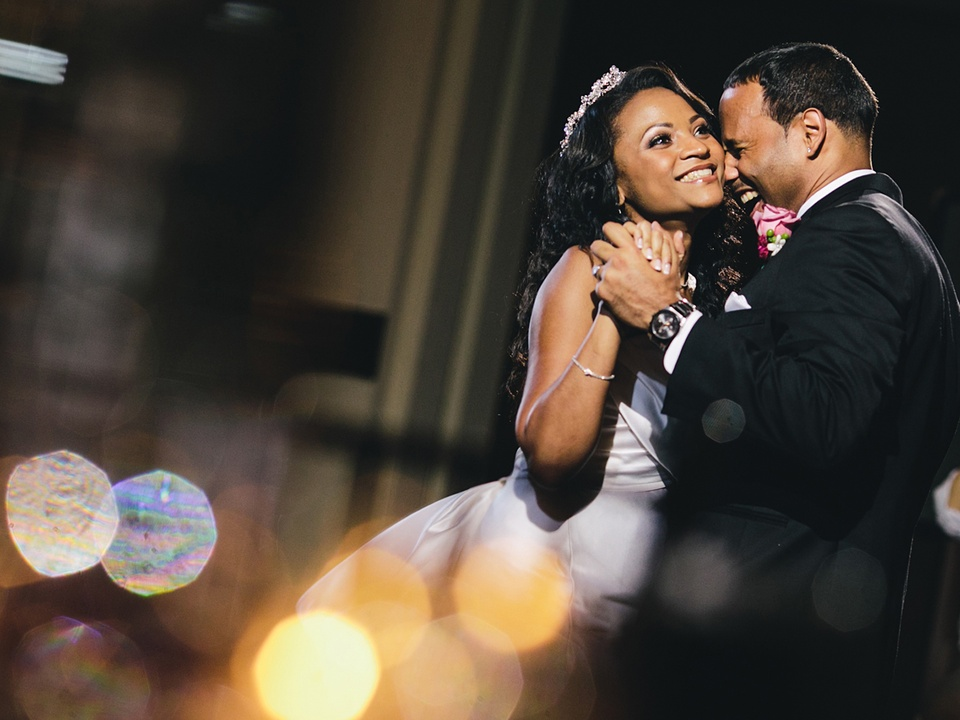11 Spectacular Weddings February 2014 Kim and Chris