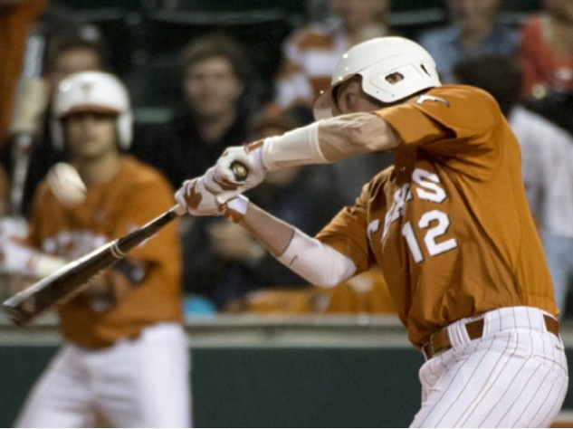 Austin Photo Set: Trey_texas_ut_baseball_feb 2013_1