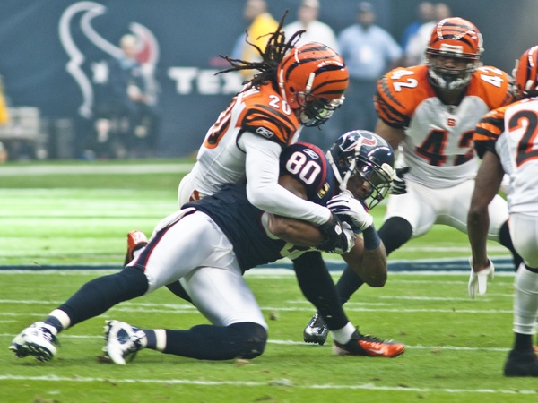 News_Texans_Bengals_Andre Johnson_January 2012