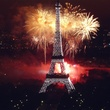 Bastille Day, Eiffel Tower, fireworks