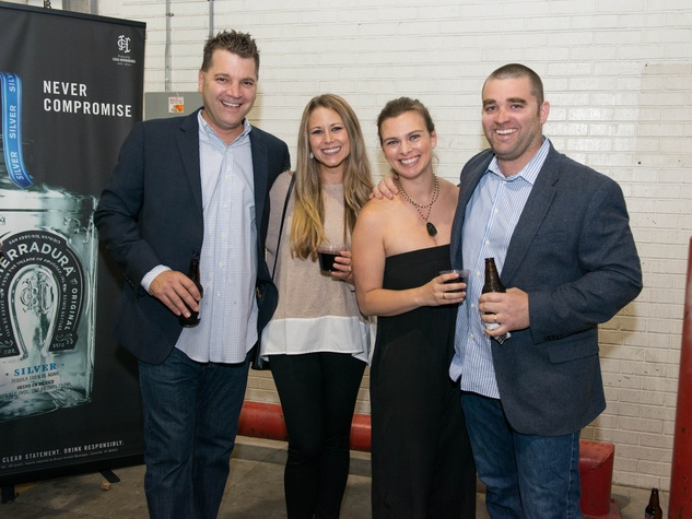 Houston, Tastemakers, May 2015, Danny and Tessa Trace, Jessica and Bobby Matos