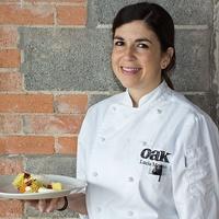 Oak pastry chef Lucia Moreno