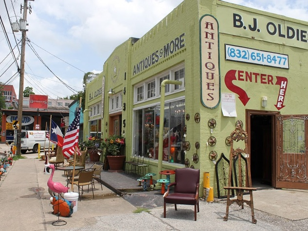 B.J. Oldies Antique Shop