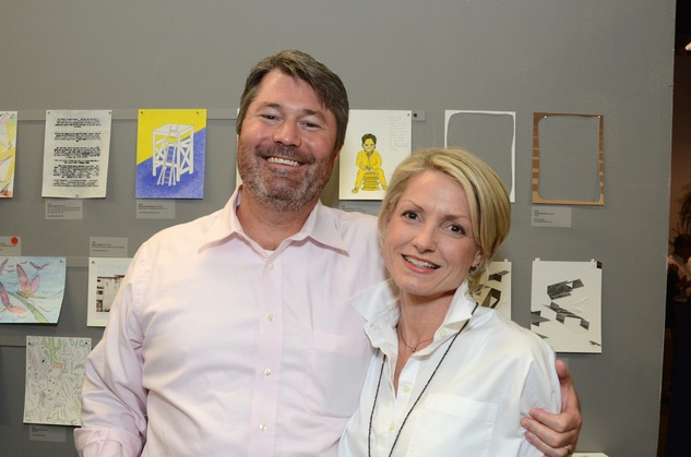 3 Patrick and Bridget Wade at Luck of the Draw May 2014