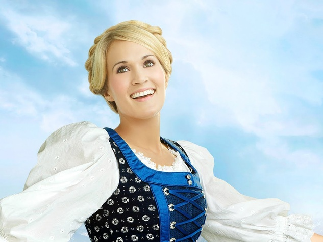 The Sound of Music starring Carrie Underwood