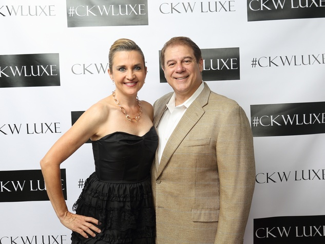 CKW Luxe Star Awards 6/16  Mary D'Andrea, Dr. Mark D'Andrea