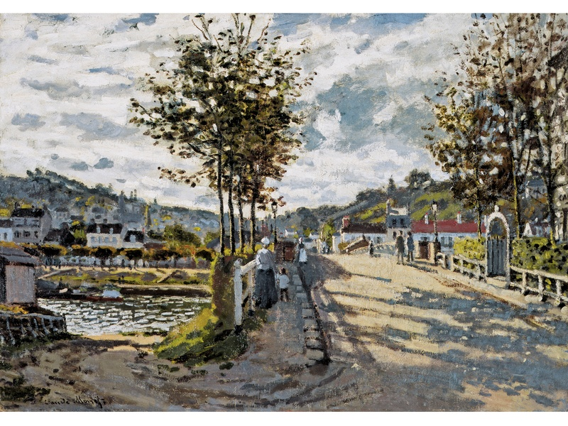 Claude Monet - Page 3 MFAH-Claude-Monet-May-2014---The-Seine-at-Bougival_125923
