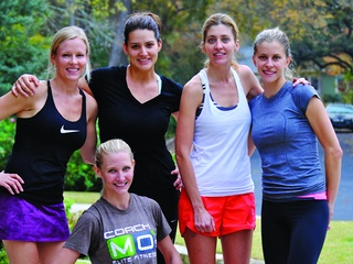 Work out group women