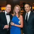 9 Jason Nuckols, from left, Courtney Arning and Mike Paredes at the Memorial Hermann Gala April 2014