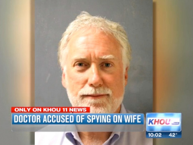 Dr. Steven Curley cancer surgeon accused of spying on wife January 2014