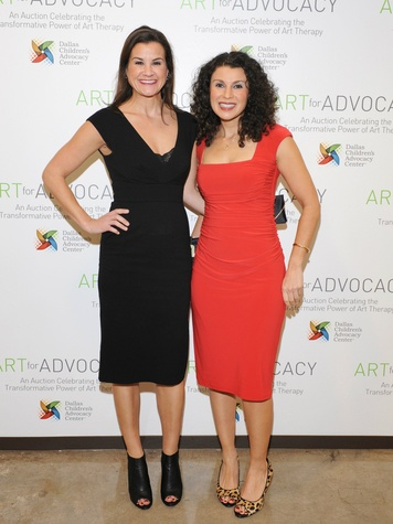 Erin McCarthy, Monica Berry, Art For Advocacy