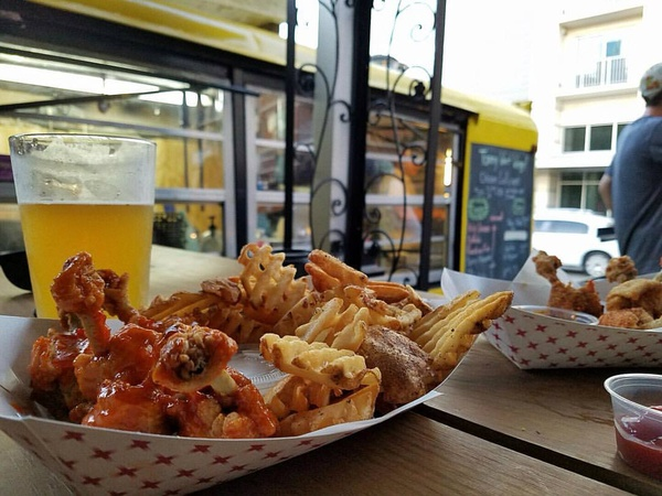 Cult Favorite Food Truck Flies Into South Austin In This Dining News