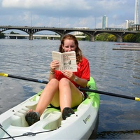 Arts Steph Opitz at Congress Avenue Kayaks