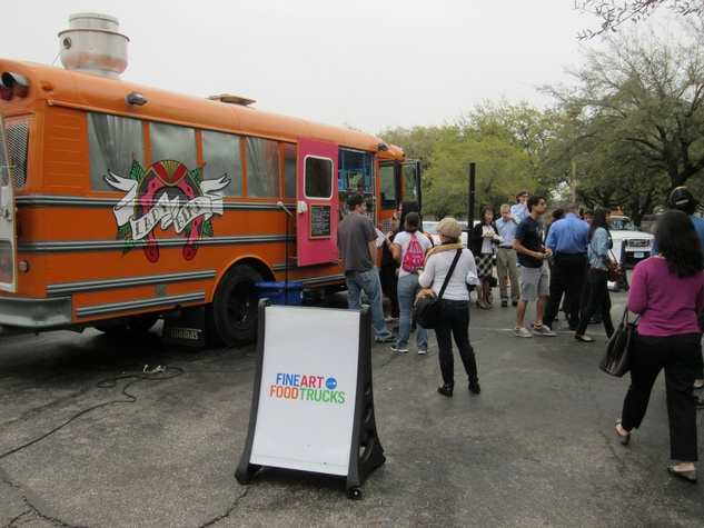 Ladybird Food Truck Houston