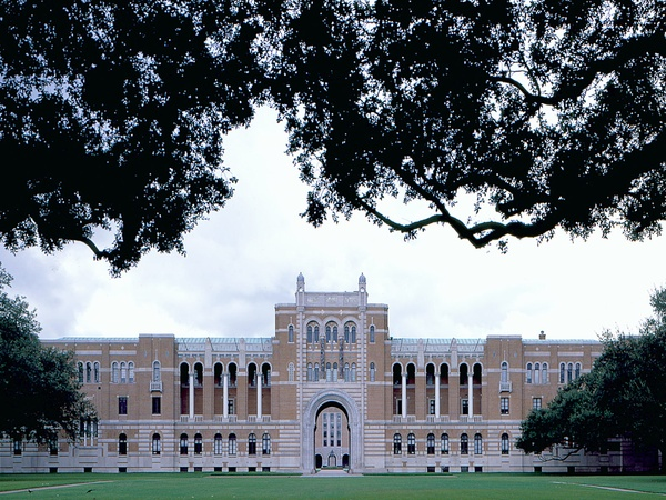 Rice University, college, building