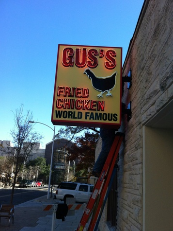 Gus's Fried Chicken Austin