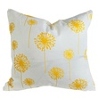 floral pillow, ModMade Goods