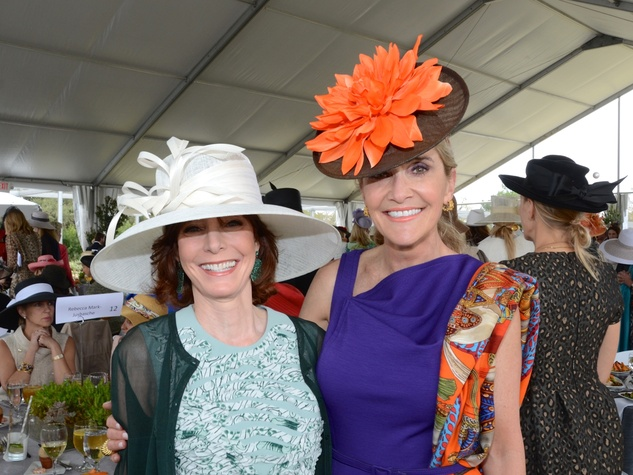 News, Shelby, Hermann Park Conservancy Hats in the Park, Marcy Taub, Jana Arnoldy