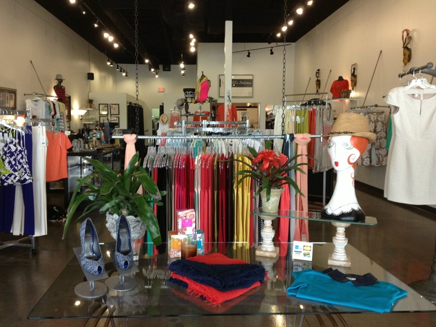 Sussie's boutique in Frisco