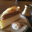 Cafe Pita+ Cheesecake Baklava