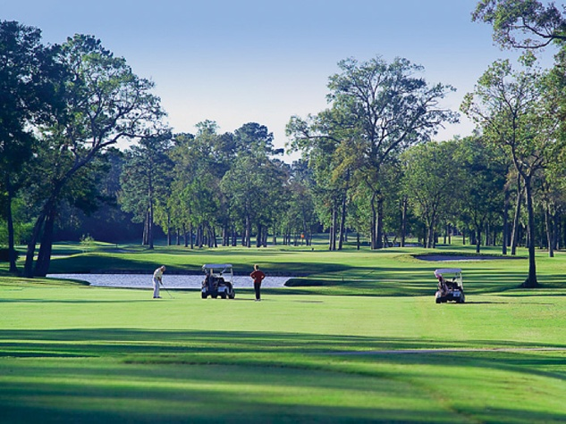 River Plantation Country Club, golf course, Conro