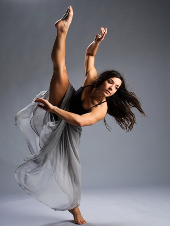 Kristen Frankiewicz, Houston Choreographers X6, January 2013