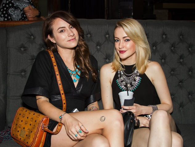 FashionXAustin Austin Fashion Week Kickoff 2015 at Speakeasy Haley Thompson Lara Simon