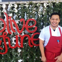 Oscar Yip Olive & June Austin chef