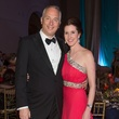Bobby and Phoebe Tudor at the Houston Ballet Ball February 2014