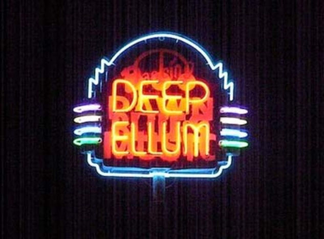 Deep Ellum sign