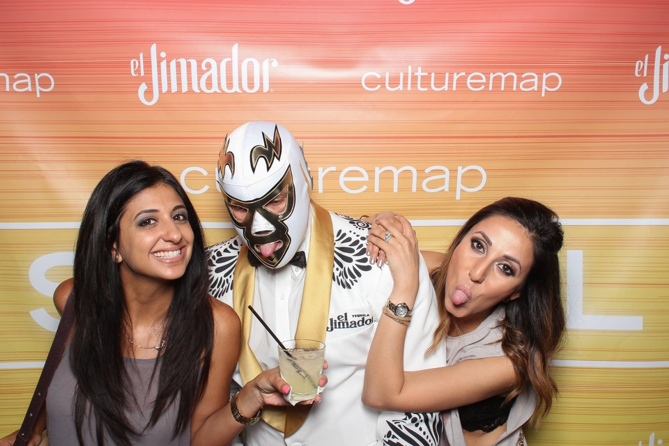 106 Smilebooth at CultureMap Summer Social July 2014