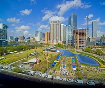 News_Houston_downtown_skyline_Discovery Green