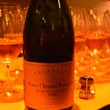 Davon, Champagne Friday, Veuve Cliquot dinner, October 2012, 1985 Rare Vintage Rose, Champagne