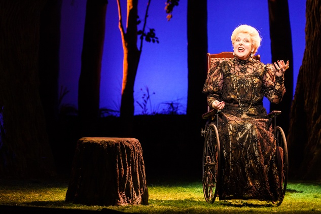 6_A Little Night Music - Houston Grand Opera - Photographer Lynn Lane  Joyce Castle as Madame Armfeldt