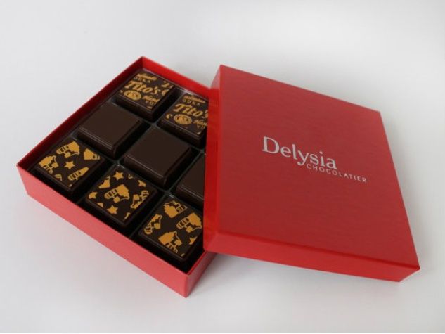 Titos Delysia Chocolates