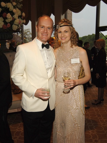 269 Chad and Cynthia Mabry at the UH Law Center Gala April 2014