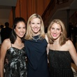 Marie Dang, from left, Kristen McDaniel and Melina McCarty at The Women's Home Gala November 2014