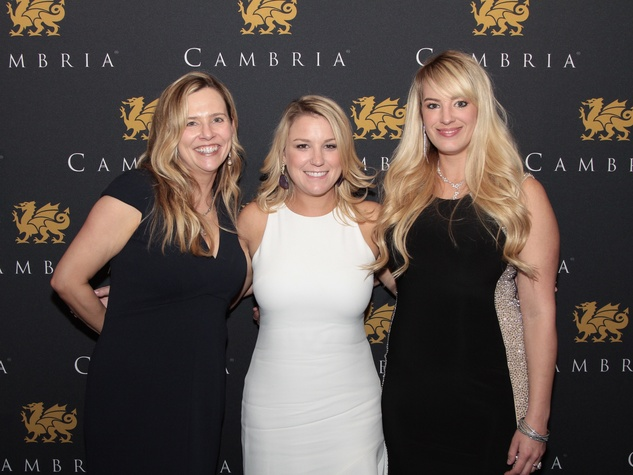 Devereux Gala, Kristin Ford, Grace Hofer, Sarah Snell