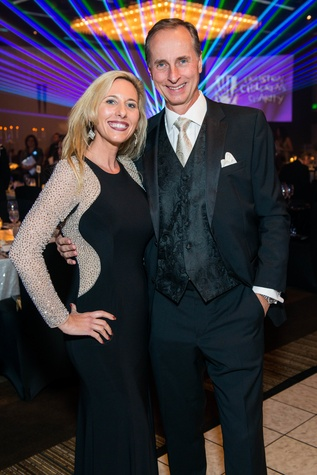 91 Tracy and Harry Faulkner at the Houston Children's Charity Gala November 2014