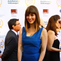 Mary Elizabeth Winstead at the Dallas Film Society Honors Gala