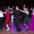 Conga line to band Sauce at the Covenant House Gala April 2014