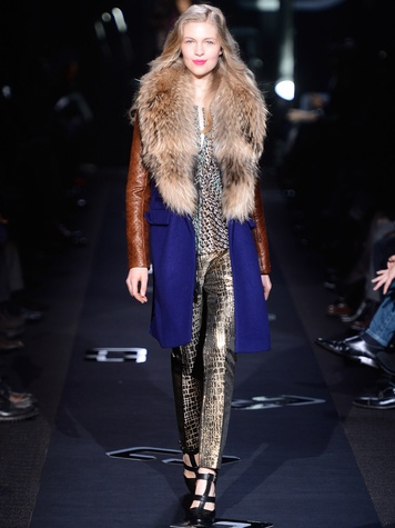 Fashion Week fall 2013, Diane Von Furstenberg