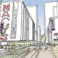 Shopping District Macys