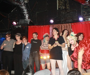 Austin photo: News_Drag Kings The Musical 6_Cast