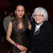 9 0233 Y.Ping Sun, left, and Carol Leebron at the Asia Society Spotlight Asia party April 2014