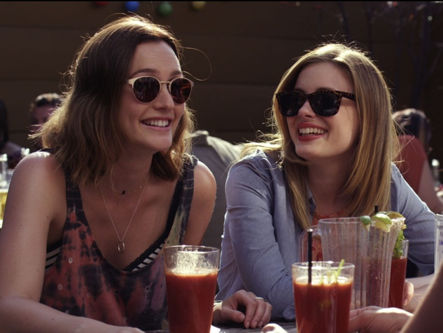 Leighton Meester and Gillian Jacobs in Life Partners