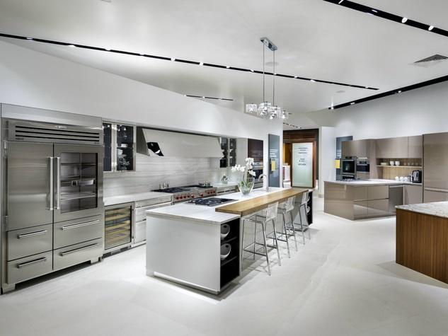 Perfect Pirch Store Kitchen Display