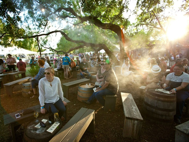 Gruene Music and Wine Festival