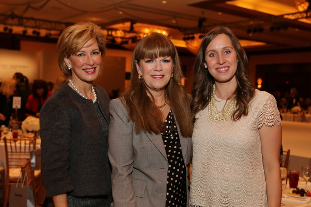 News, Shelby, Angels of Hope luncheon, Dec. 2014, Clayton Erikson, Lynda Lighthouse Transier, Christine Transier